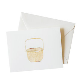 Sara Fitz Sara Fitz Box of 8 Cards - Nantucket Basket