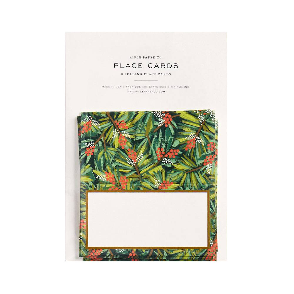 Rifle Paper Co. Rifle Paper Co. Place Cards - Pine