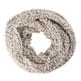 San Diego Hat Company Gold Sequin Infinity Scarf