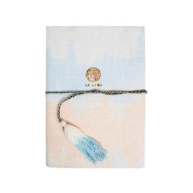 Printfresh Studio Printfresh Studio Soft Gradient Tie Dye Medium Gauze Notebook
