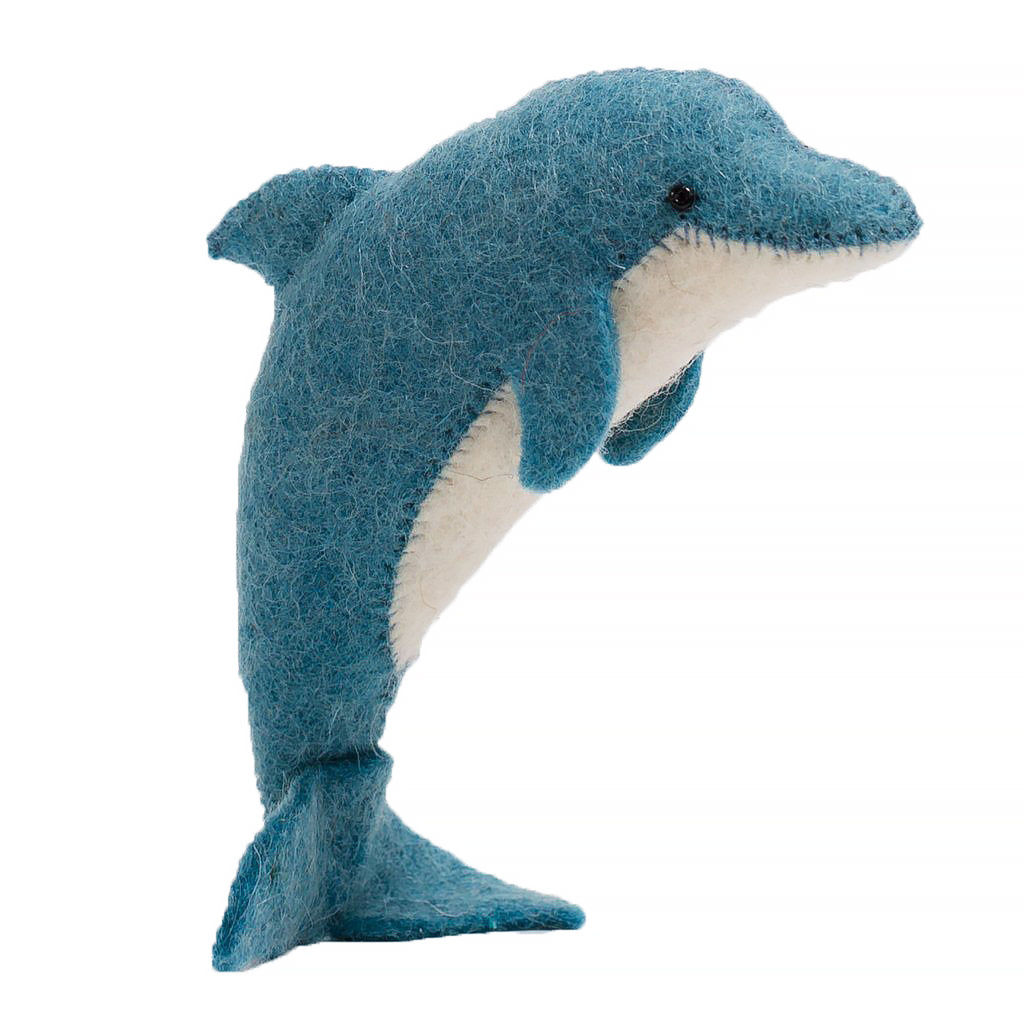 Craftspring Craftspring Playful Pod Dolphin Blue