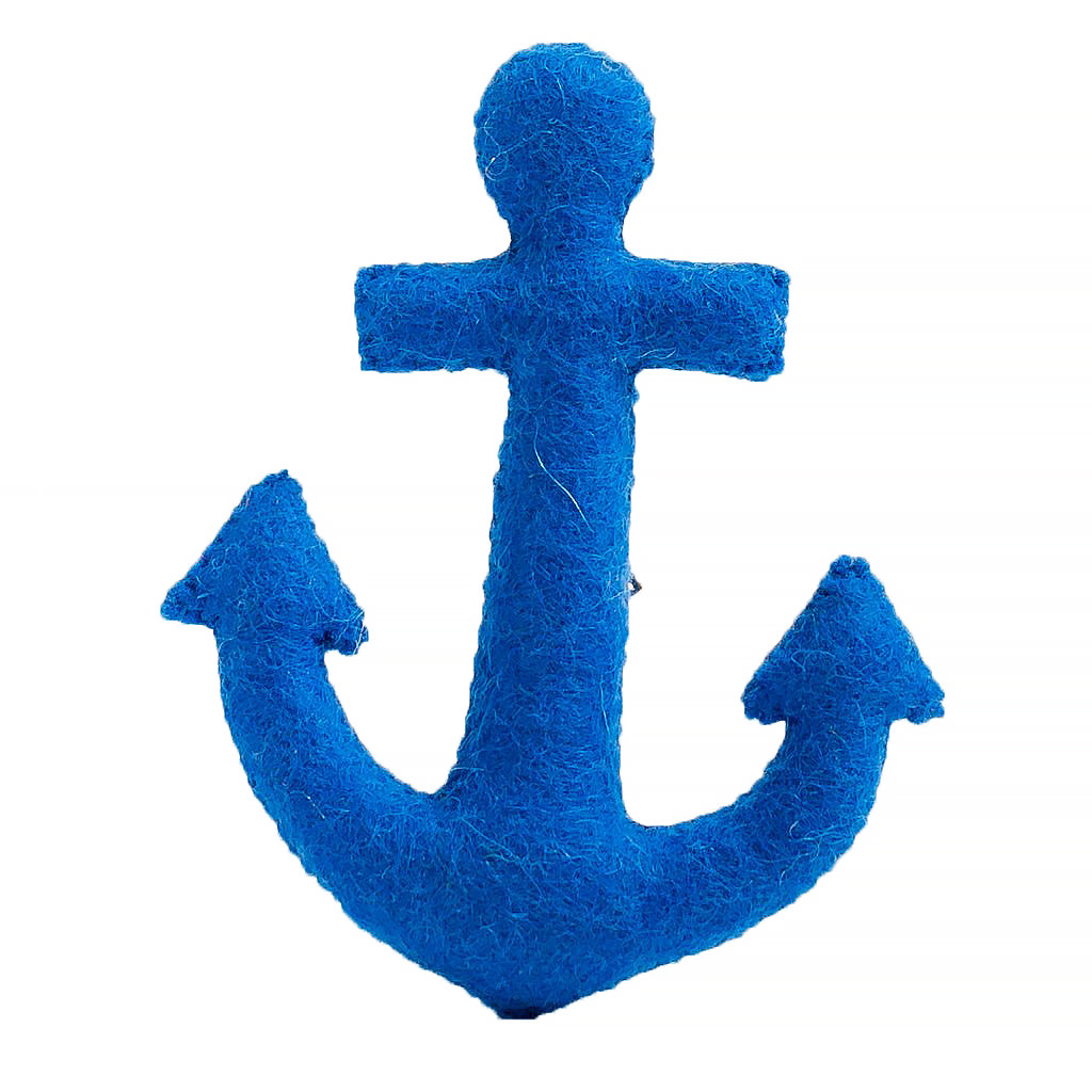 Craftspring Blue Anchor
