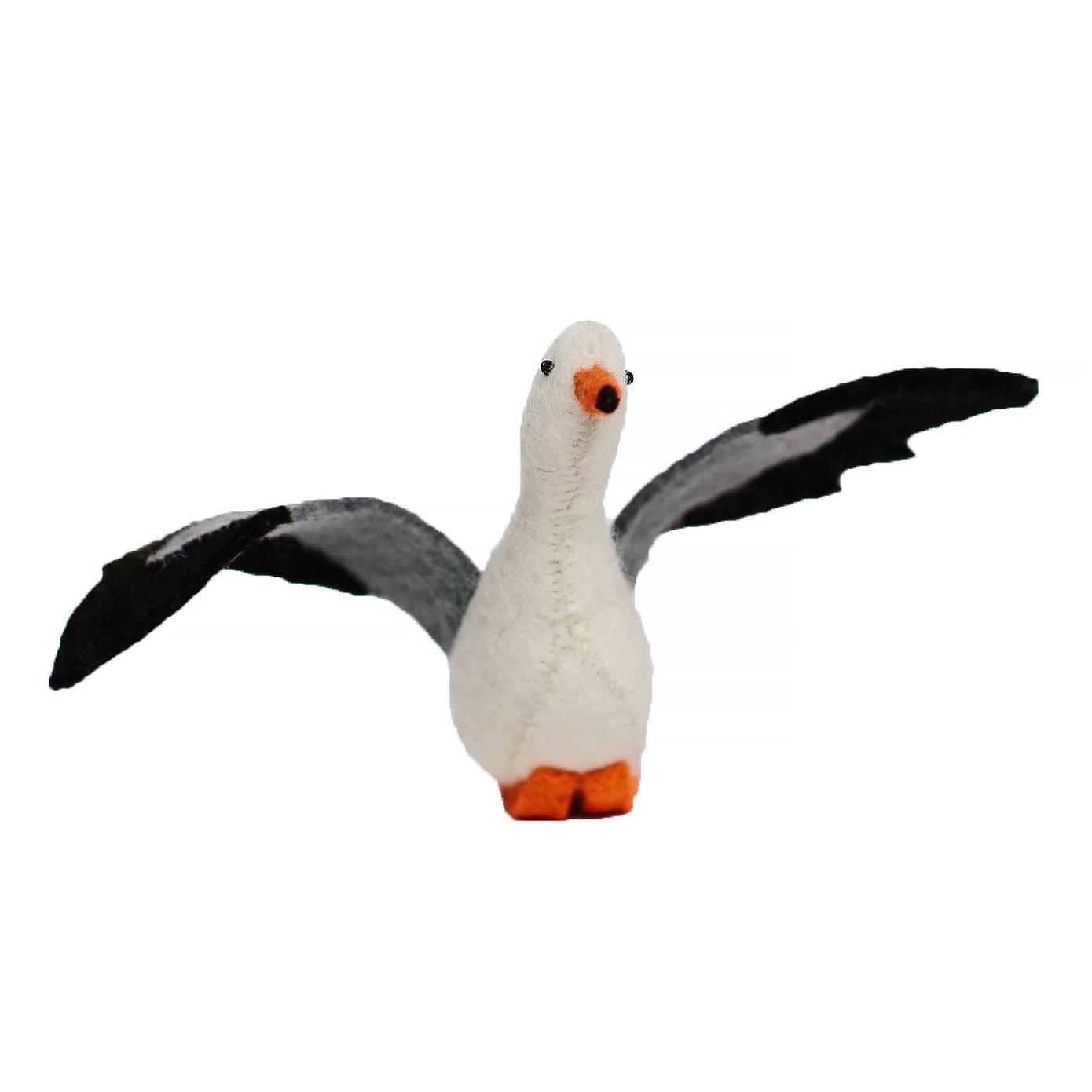 Craftspring Misty Morning Seagull