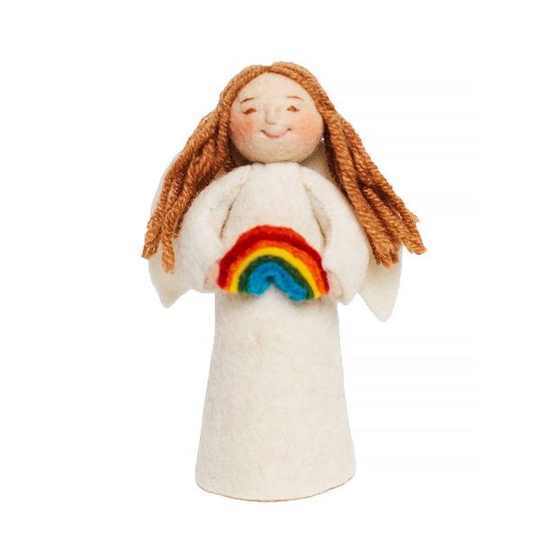 Craftspring Craftspring Rainbow Gift Angel