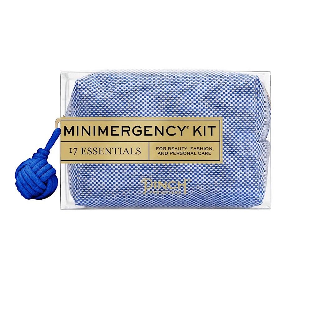 Pinch Provisions Nauti Minimergency Kit - Linen Blue