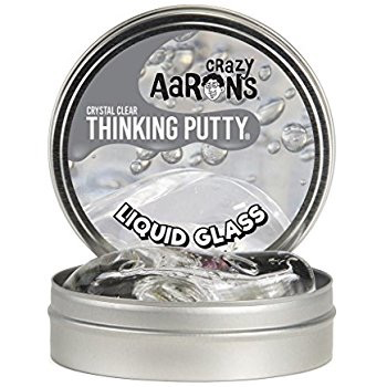 "Crazy Aaron Crazy Aaron's Thinking Putty Liquid Glass 4"""