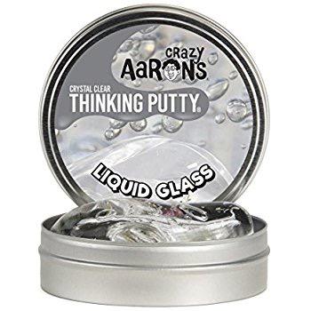 "Crazy Aaron's Crazy Aaron's Thinking Putty Liquid Glass 4"""
