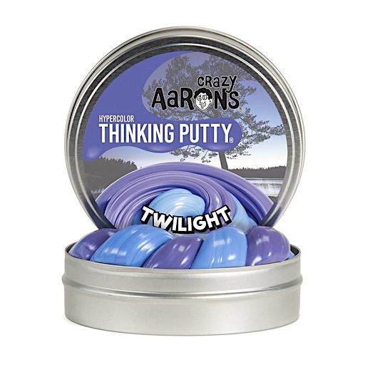 "Crazy Aaron Crazy Aaron's Thinking Putty Twilight 4"""
