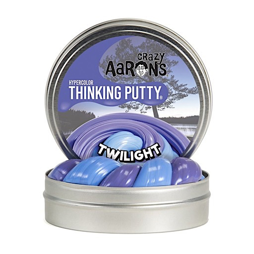 Crazy Aaron's Crazy Aaron's Thinking Putty Twilight 4""