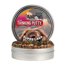 Crazy Aaron's Crazy Aaron's Thinking Putty Super Lava 4""