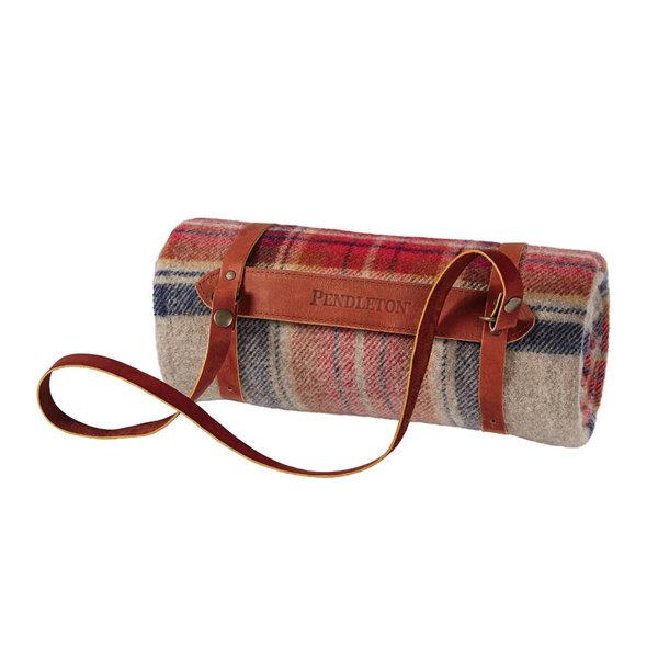 Pendelton Pendleton Carry Along Blanket - Vintage Dress Stewart