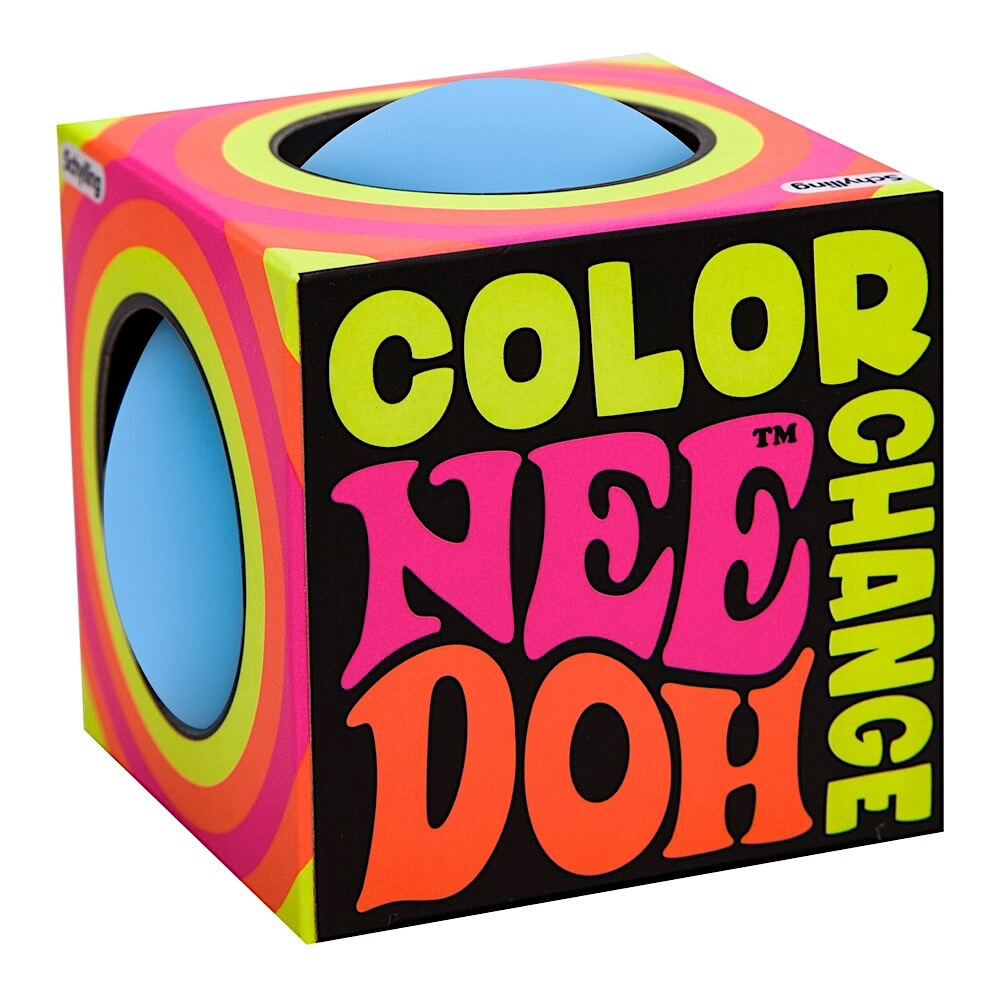 Nee Doh - Color Changing
