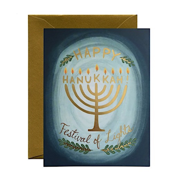 Yeppie Paper Yeppie Paper Happy Hanukkah Card