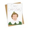 Tay Ham OMG!  Christmas Card