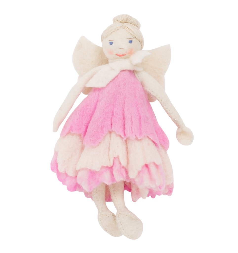 Craftspring Sweet Pea Fairy - Pink