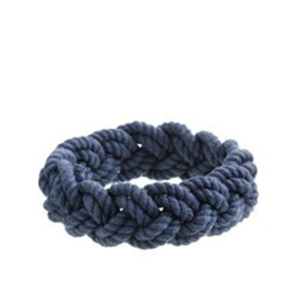 Nantucket Knotworks Nantucket Knotworks Rope Bracelet - Navy