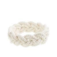 Nantucket Knotworks Rope Bracelet - Natural