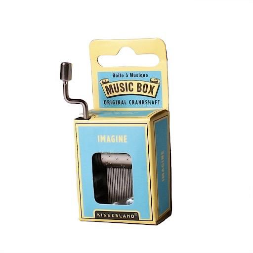 Kikkerland Music Box Imagine