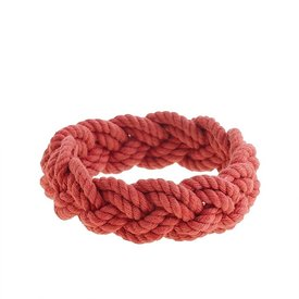 Nantucket Knotworks Nantucket Knotworks Rope Bracelet - Red