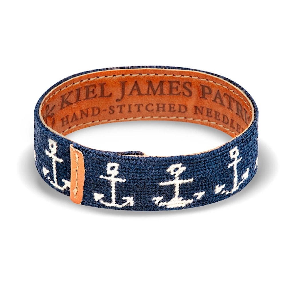 Kiel James Patrick Slap Bracelet - Drop The Anchor