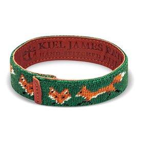 Kiel James Patrick KJP Slap Bracelet - Foxtrot