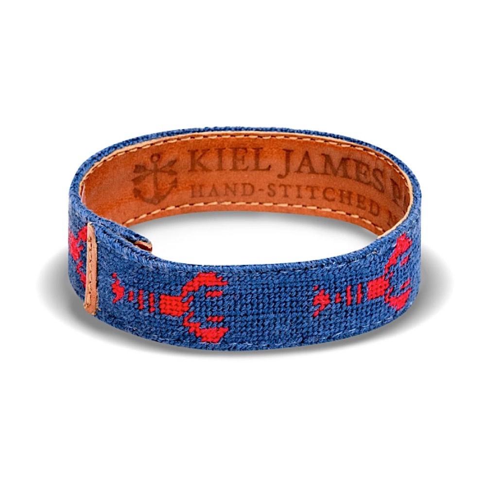 Kiel James Patrick Slap Bracelet - Lobster