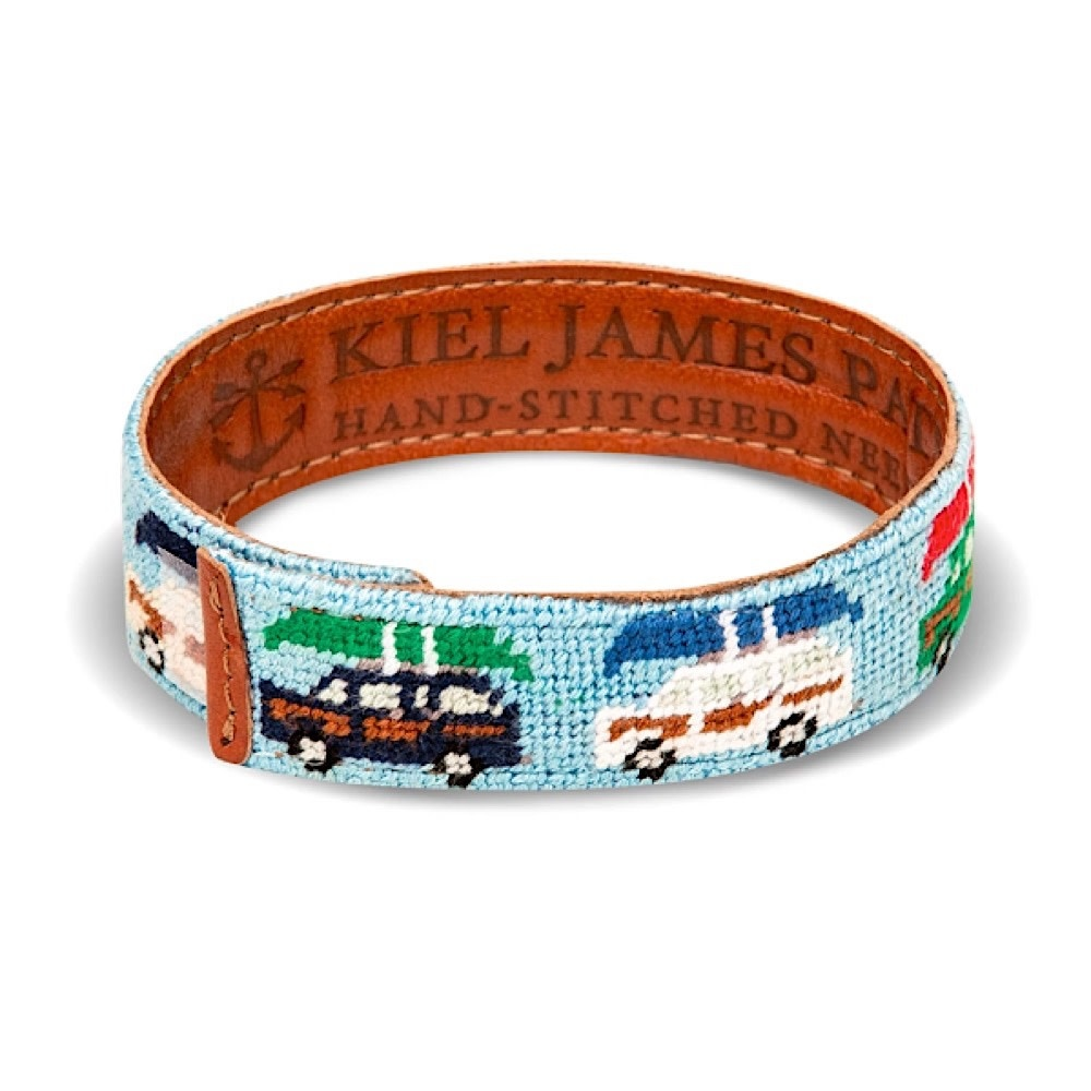 Kiel James Patrick Slap Bracelet - Wood Is Good