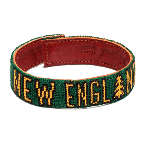 Kiel James Patrick Kiel James Patrick Slap Bracelet - New England