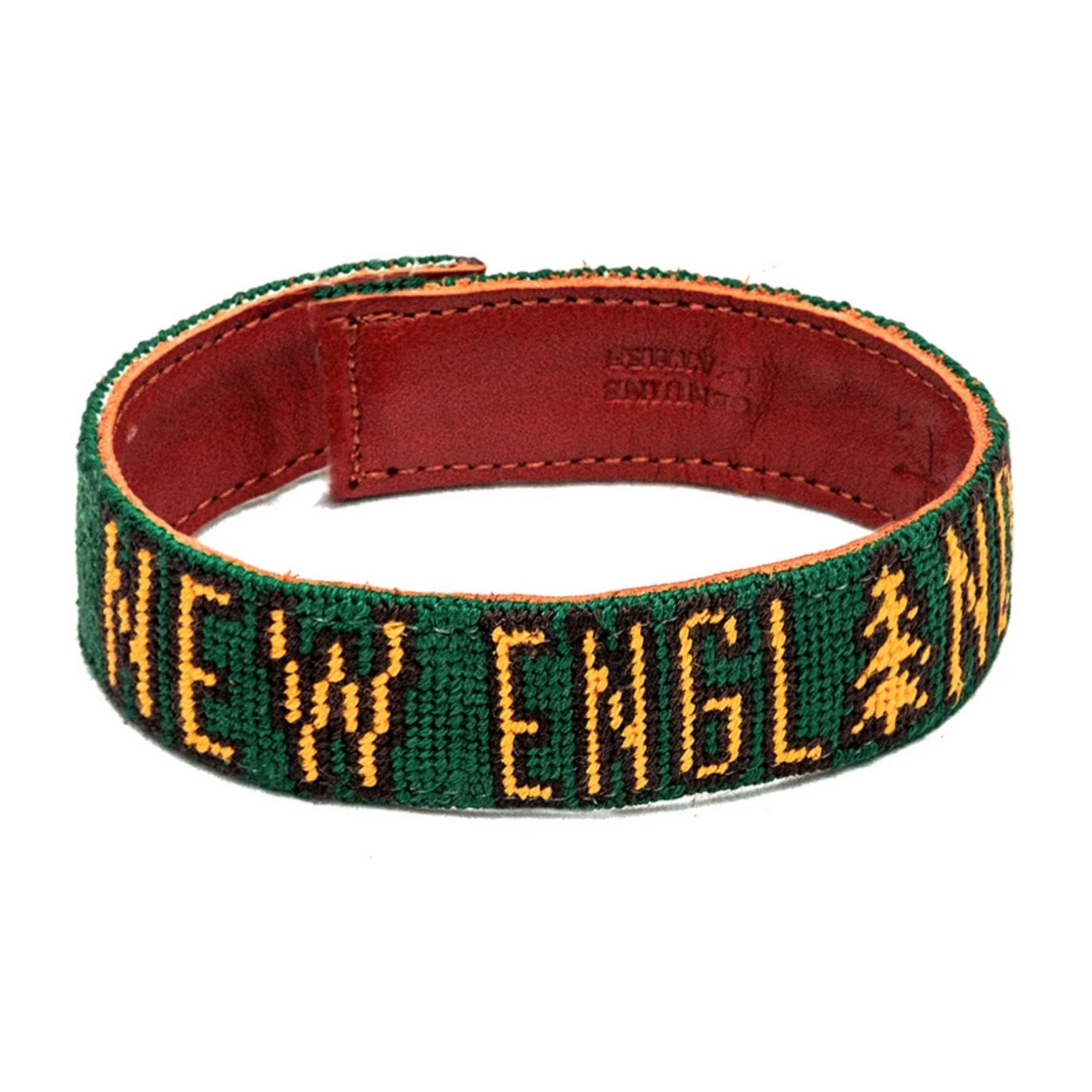 Kiel James Patrick Kiel James Patrick Slap Bracelet - New England