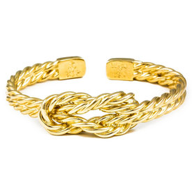Kiel James Patrick KJP Sailor's Luck Bracelet - Gold