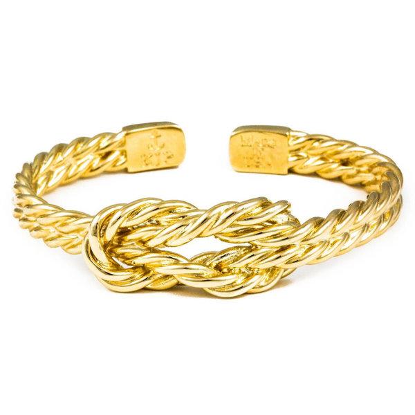Kiel James Patrick Kiel James Patrick Sailor's Luck Bracelet - Gold