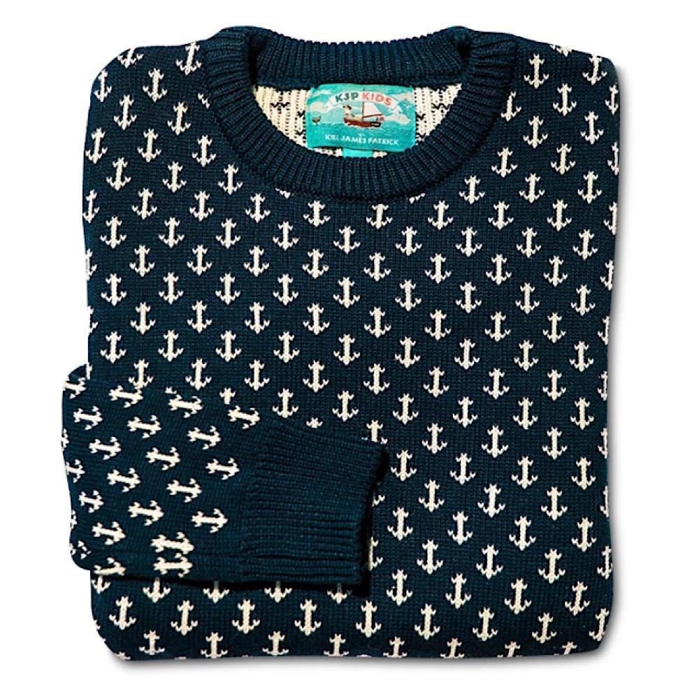Kiel James Patrick Kiel James Patrick Kids Sweater - Original Anchor