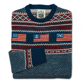 Kiel James Patrick KJP Sweater - American Isle