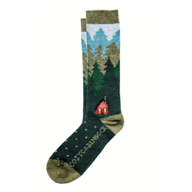 Kiel James Patrick KJP Socks - Cozy Cabin