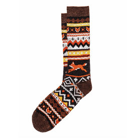 Kiel James Patrick KJP Socks - Fantastic Fox