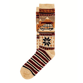 Kiel James Patrick KJP Socks - Griswold Vacation