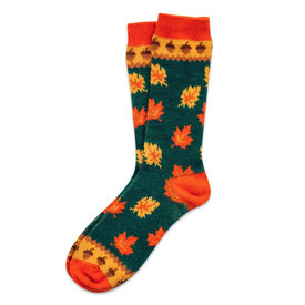 Kiel James Patrick KJP Socks - Leaf Peepers