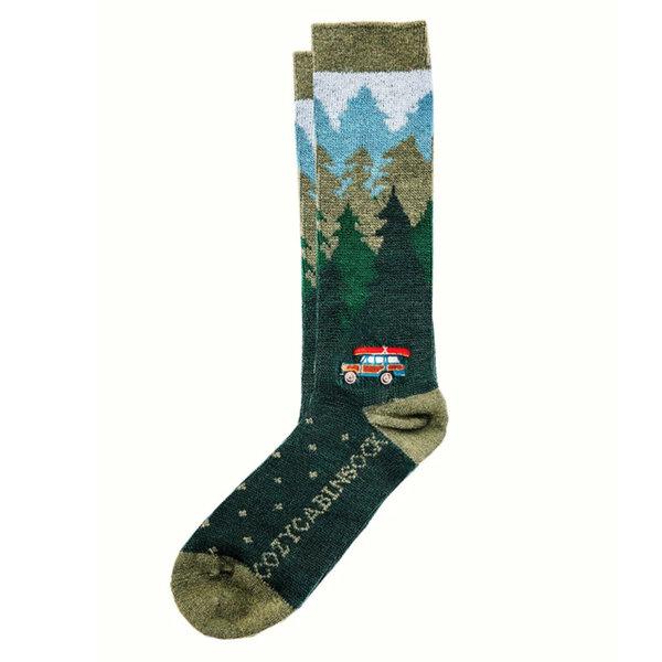 Kiel James Patrick KJP Socks - Mountain Adventures