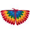 Tree and Vine Magical Creature Wings Rainbow
