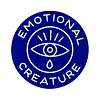 Notes to Self Emotional Creature Vinyl Sticker