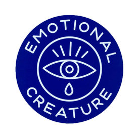 Buy Olympia Notes to Self Emotional Creature Vinyl Sticker