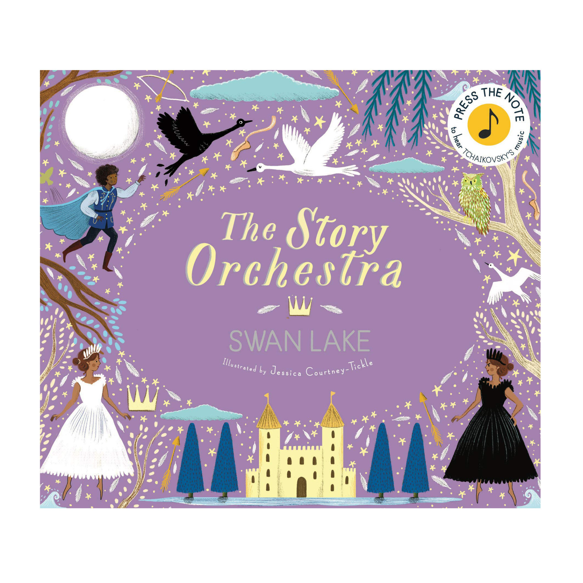 Quarto The Story Orchestra: Swan Lake