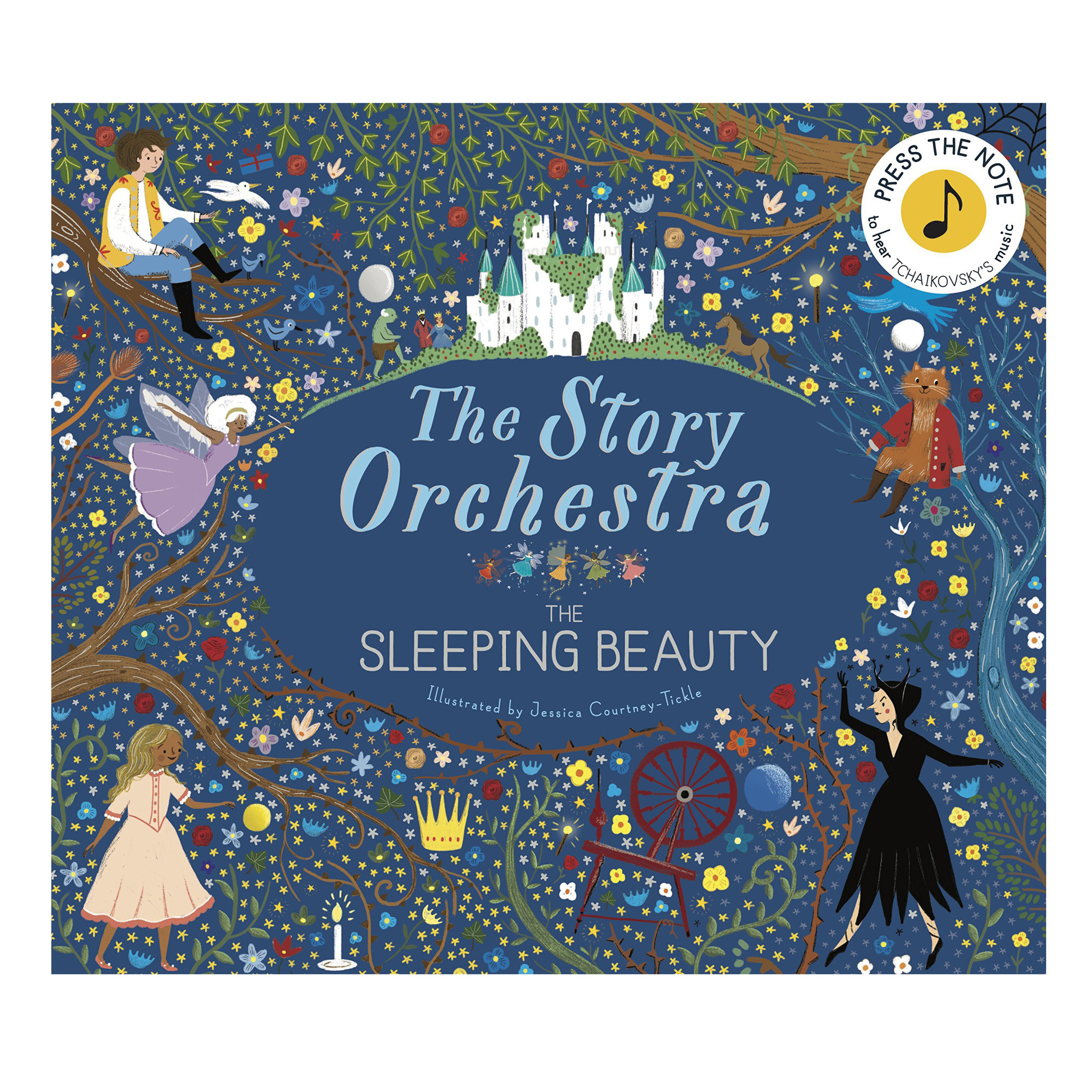 Quarto The Story Orchestra: The Sleeping Beauty