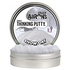 """Crazy Aaron's Thinking Putty - 4"""" - Snow Day"""