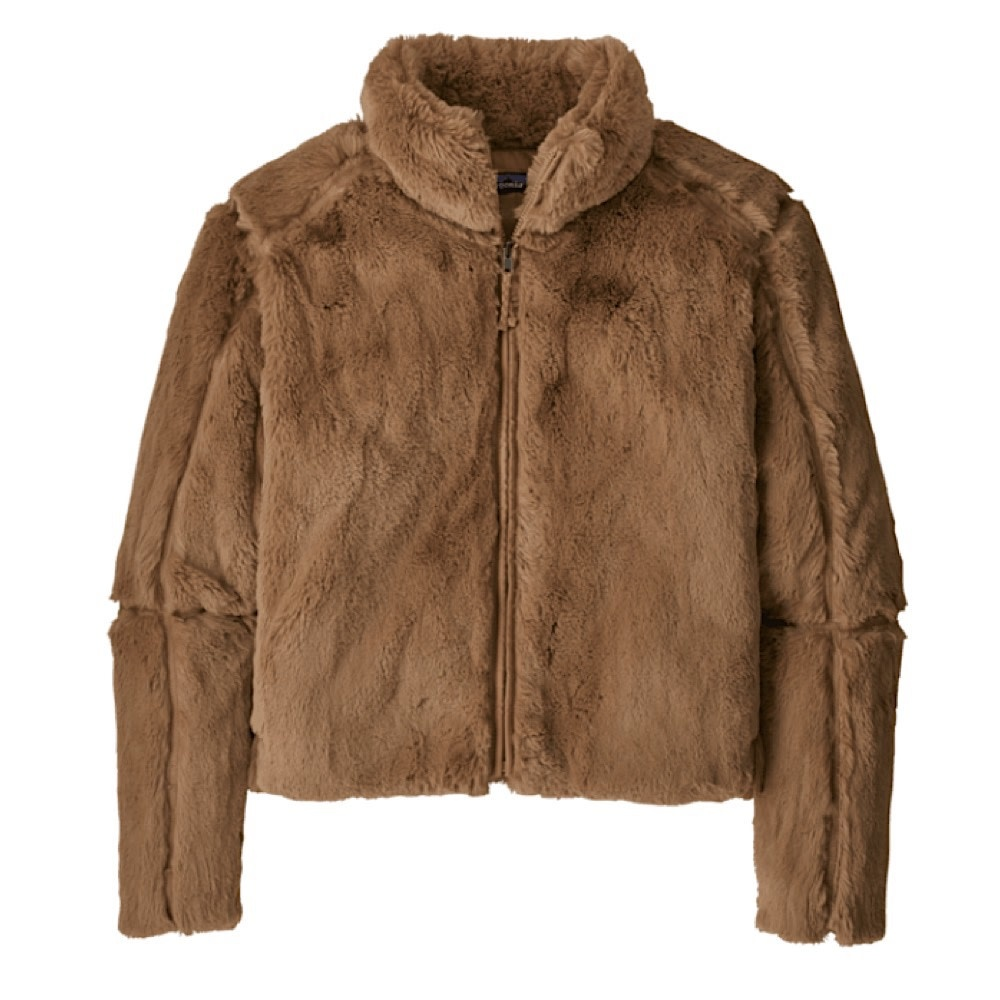 Patagonia Women's Lunar Frost Jacket - Bearfoot Tan