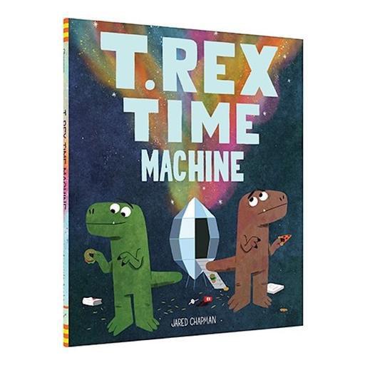 T Rex Time Machine