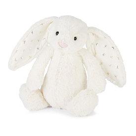 """Jellycat Jellycat Bashful Twinkle Bunny - Small 12"""""""