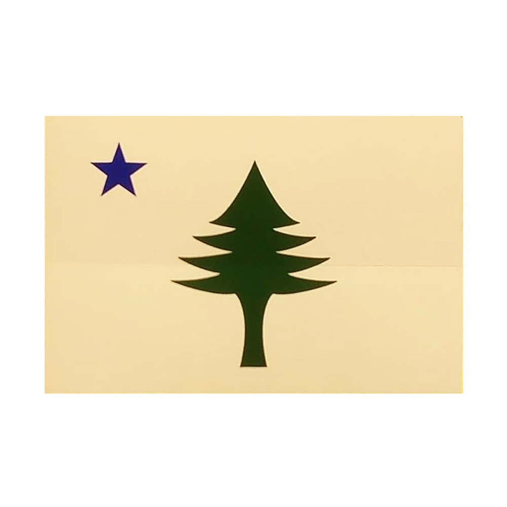 Original Maine Sticker