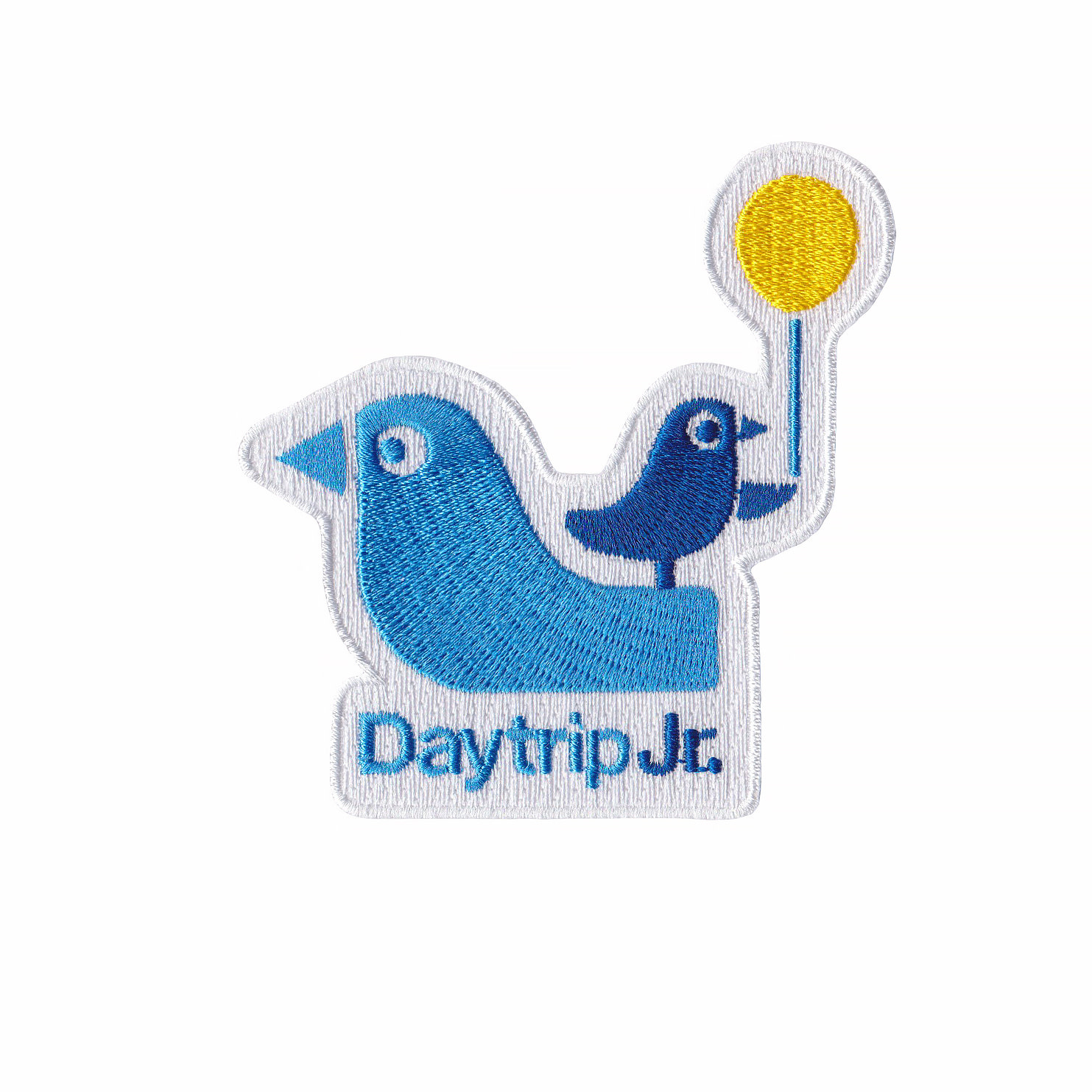 Daytrip Jr. Iron-On Patch