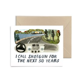 Buy Olympia Little Truths I Call Shotgun Card